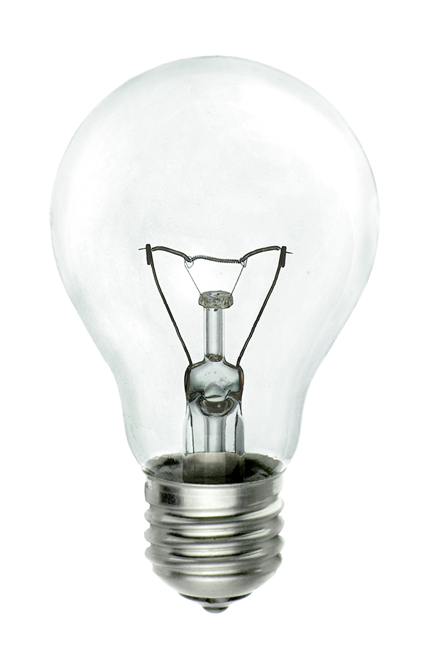 This example transforms a PNG image file of a light bulb to a JPEG image format. It sets the output quality for JPG file to 75% and it uses blue color for PNG transparency.